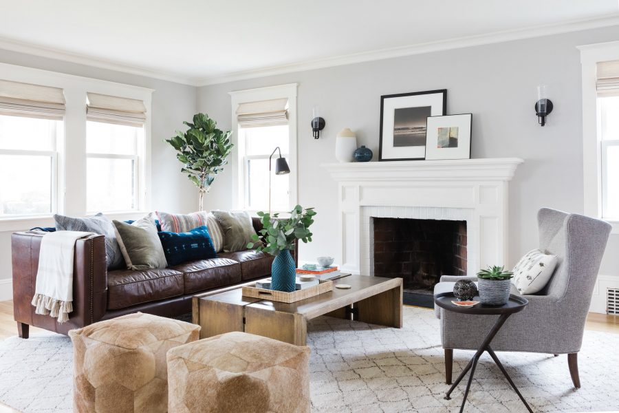 A Boho Modern Living Room Created By Thayer Design Studio Gets Recreated  For Less By Copycatchic Luxe Living For Less Budget Home Decor And Design  Room ...
