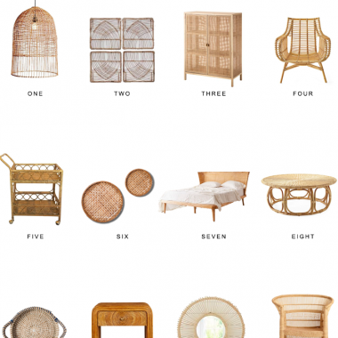 Home Trends | Rattan