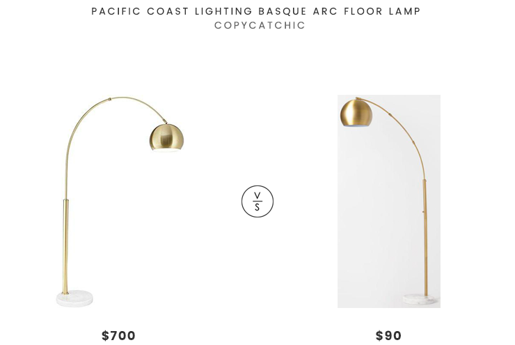 floor product pacific rubbed hanson reg arc in store lighting oil bronze coast lamp