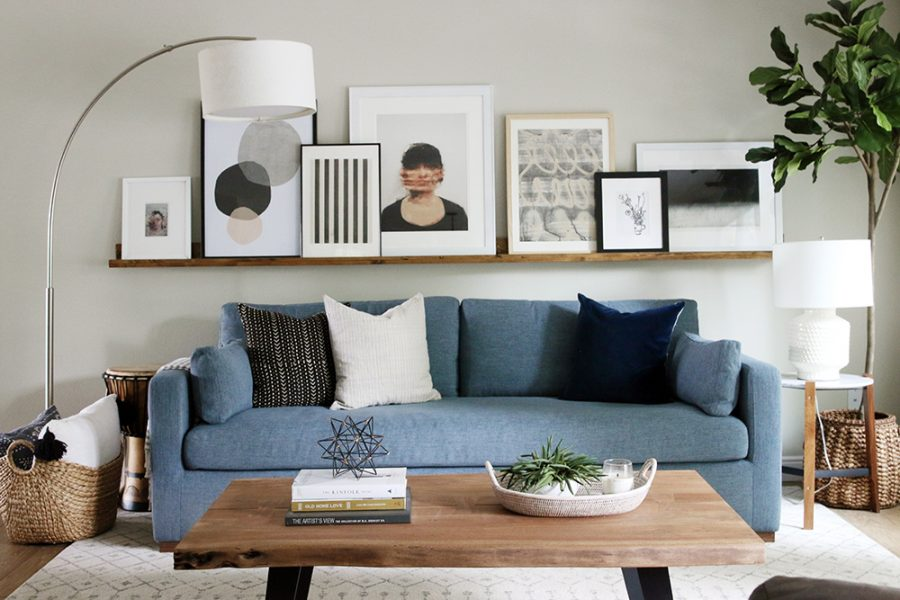Daily Find | Restoration Hardware Belgian Track Arm Sofa