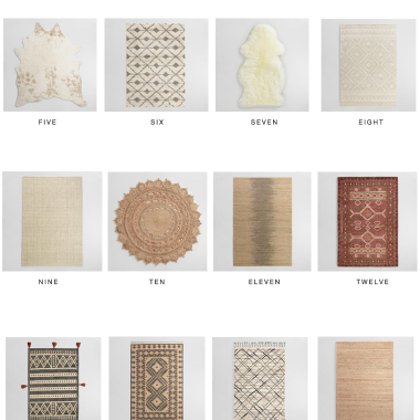 Sale Alert | World Market Rug Sale