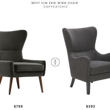 Daily Find | West Elm Erik Wing Chair