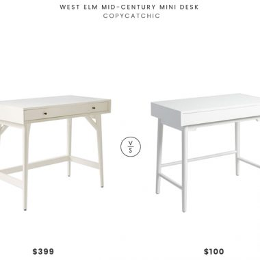 Daily Find | West Elm Mid Century Mini Desk