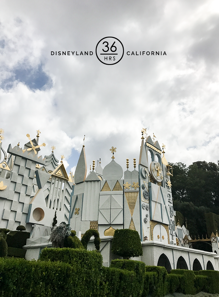 36 Hours | Disneyland with Alaska Airlines
