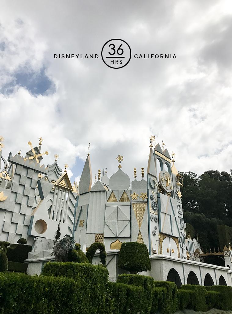 36 Hours | Disneyland with Alaska Airlines