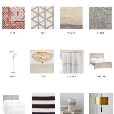 Sale Alert | Pottery Barn Teen Sale