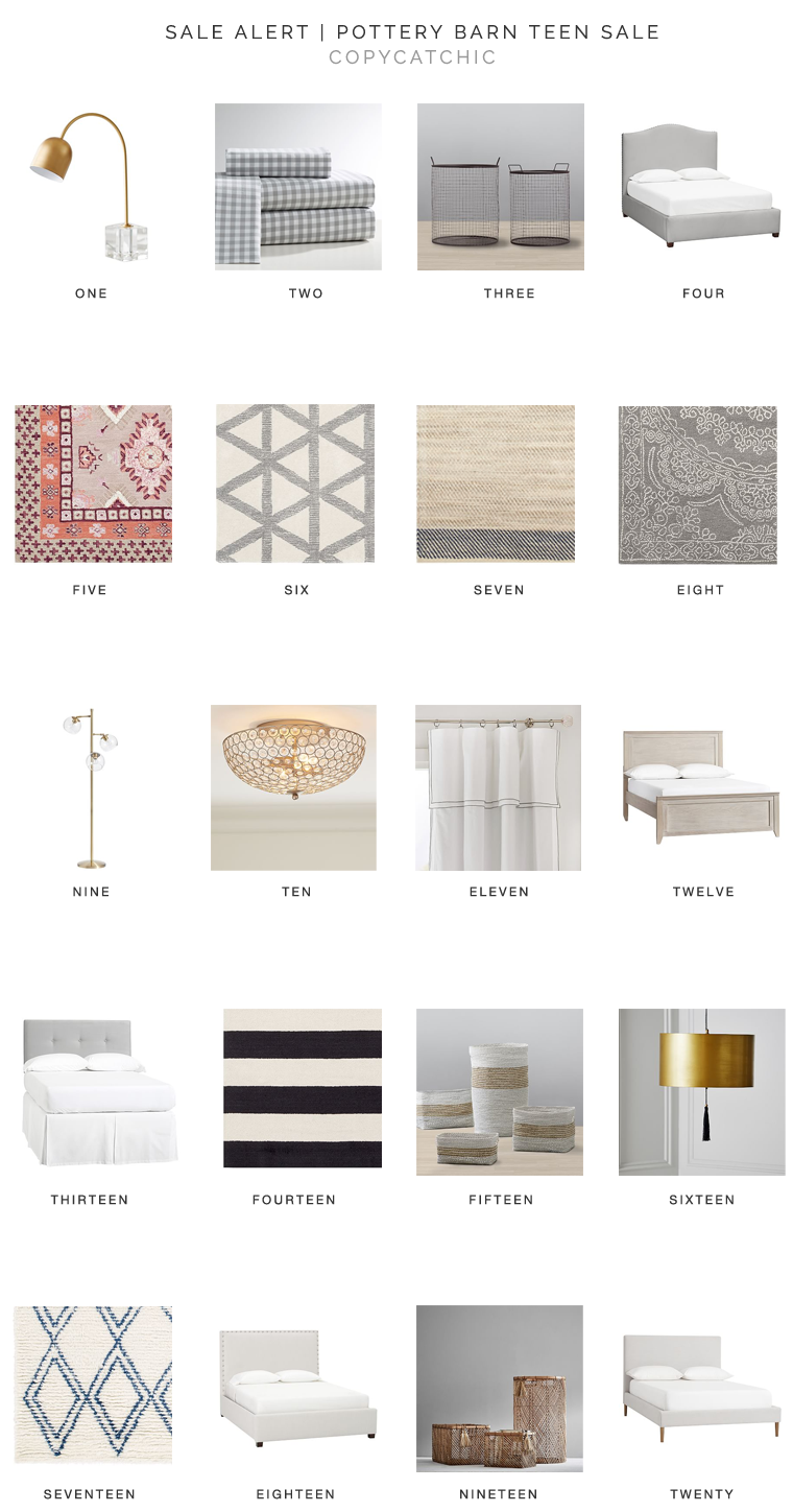 The best of Pottery Barn Teen | Over 1,000 items up to 50% off | Our favorite picks copycatchic luxe living for less budget home decor and design