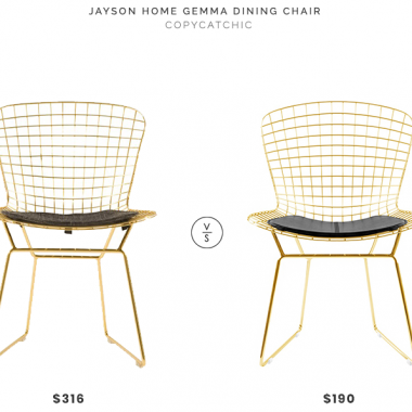 Daily Find | Jayson Home Gemma Dining Chair