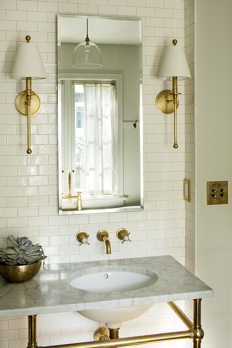 ... Viyet Waterworks Newell Antique Brass Wall Sconce $360 Vs Lamps Plus  Greta Warm Brass Wall Sconce
