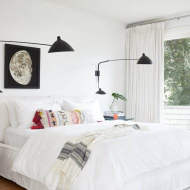 Room Redo | Boho Contemporary Bedroom