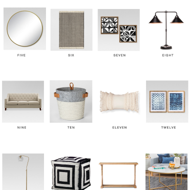 Sale Alert | Target Home Sale Up to 25%