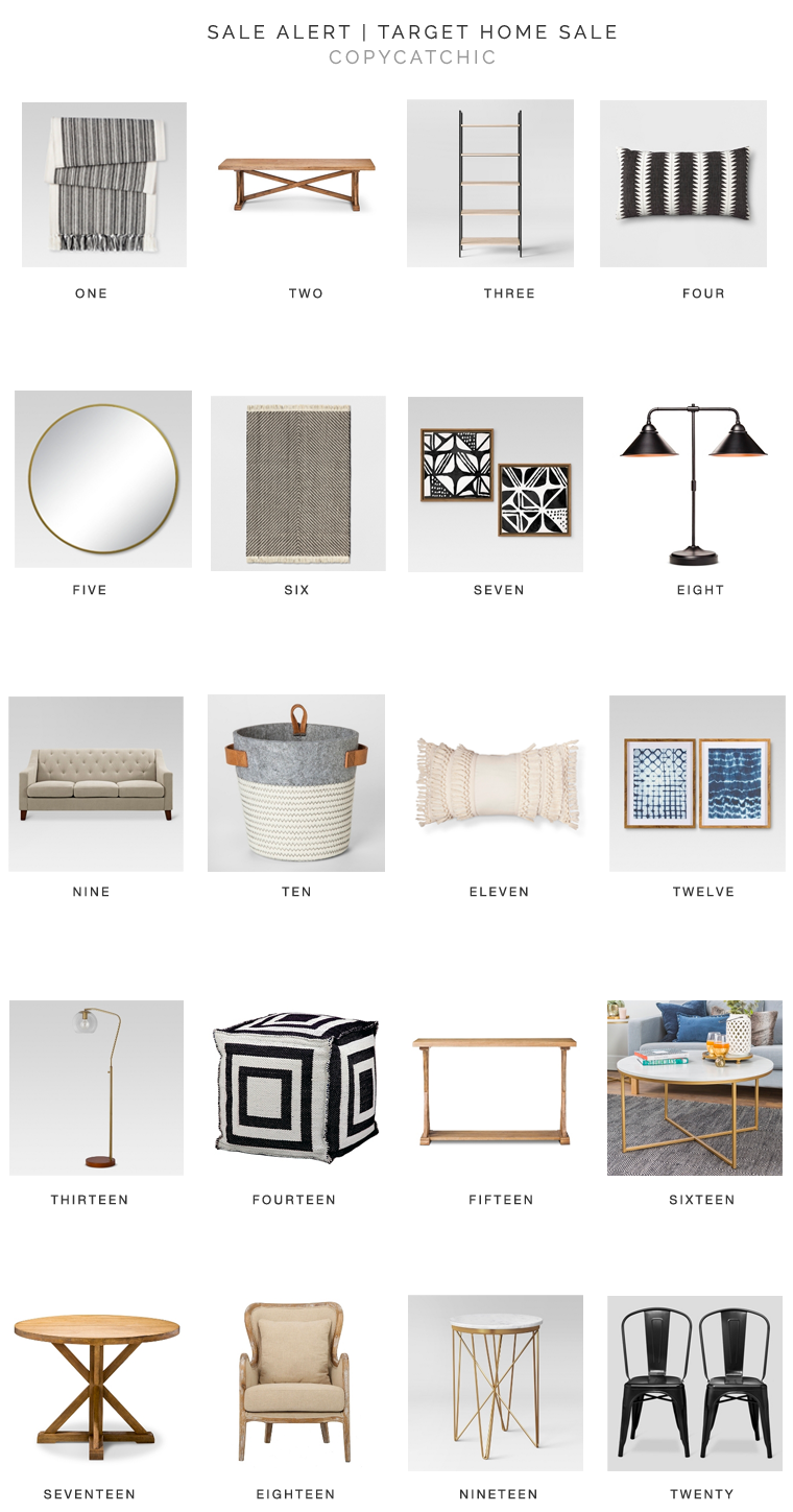 The best of Target Home Sale | All furniture and decor up to 25% off | Our favorite picks copycatchic luxe living for less budget home decor and design