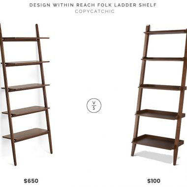 Daily Find | Design Within Reach Folk Ladder Shelf