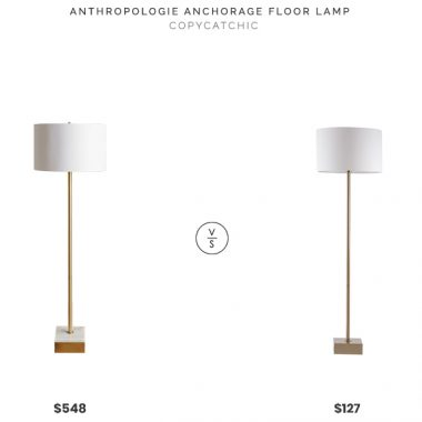 Daily Find | Anthropologie Anchorage Floor Lamp