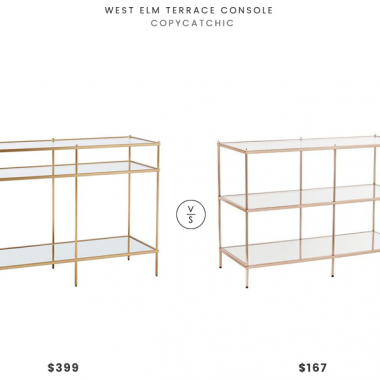 Daily Find | West Elm Terrace Console