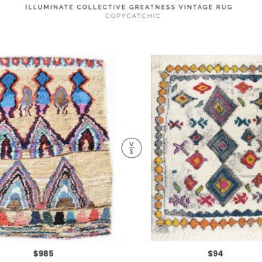 Daily Find | Illuminate Collective Greatness Vintage Rug
