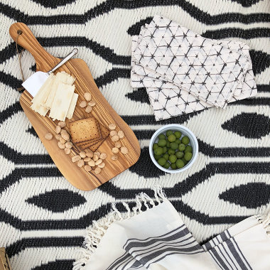 Entertaining | Beach Day Picnic with World Market