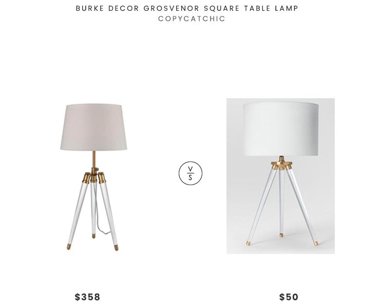 Daily Find   Burke Decor Grosvenor Square Table Lamp