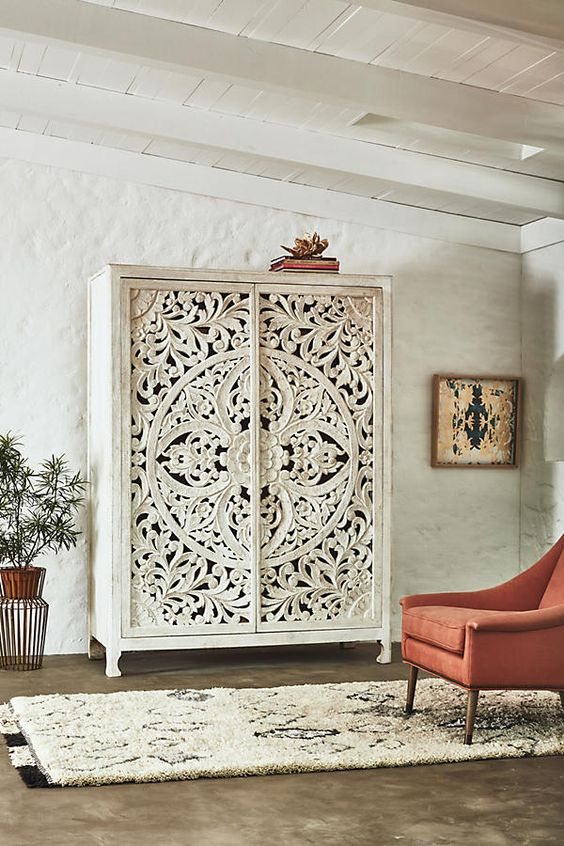 Daily Find Anthropologie Lombok Armoire Copycatchic