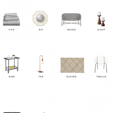 The best of CB2's Summer Clearance Sale | Up to 50% off | Our favorite picks copycatchic luxe living for less budget home decor and design