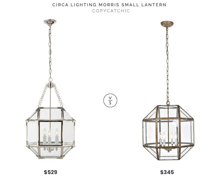 Daily Find | Circa Lighting Morris Lantern