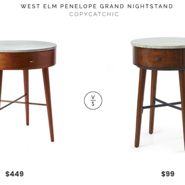 Daily Find | West Elm Penelope Grand Nightstand