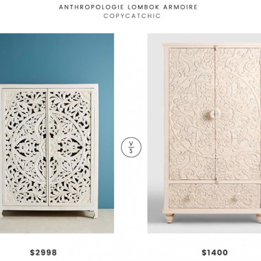 Daily Find | Anthropologie Lombok Armoire