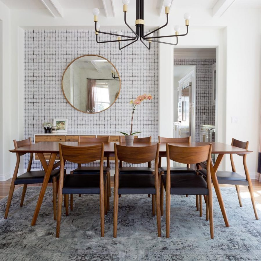West Elm Mid-Century Expandable Dining Table $799 vs Living Spaces Mod Extension Dining Table $325 mid century dining table look for less copycatchic luxe living for less budget home decor and design, daily finds, home trends, sales, budget travel and room redos