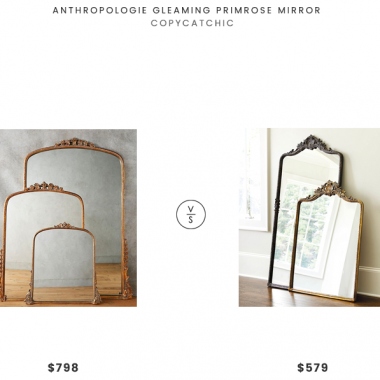 Daily Find | Anthropologie Gleaming Primrose Mirror