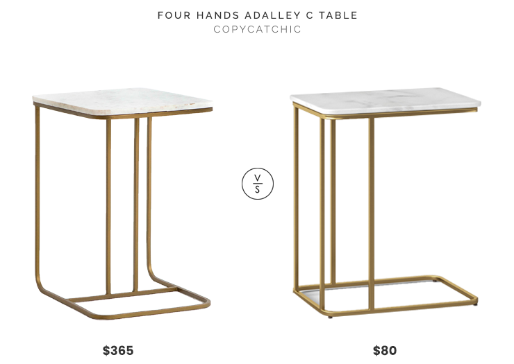 Daily Find | Four Hands Adalley C Table