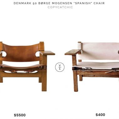Daily Find | Denmark 50 Borge Mogensen Spanish Chair