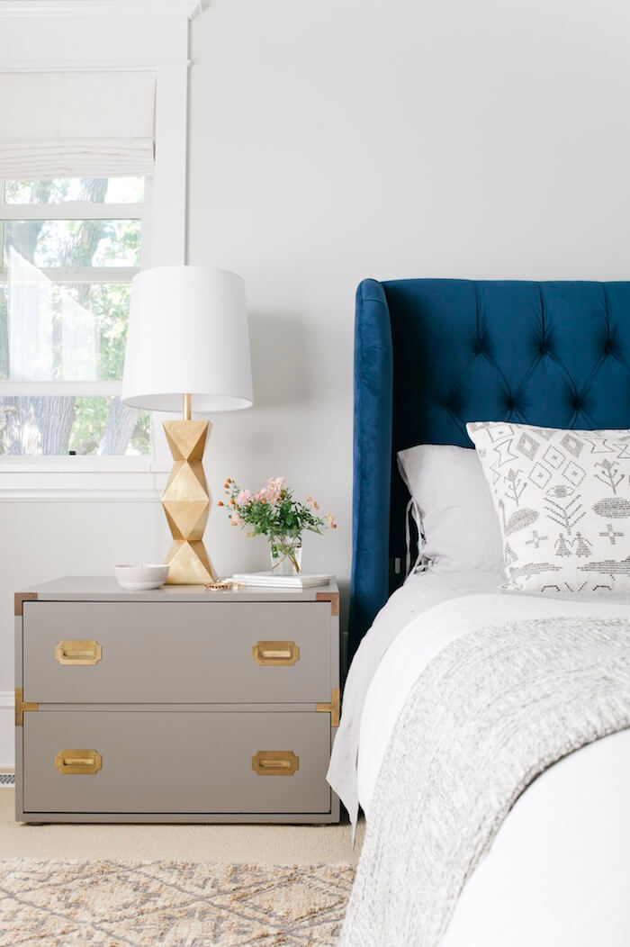 Lulu & Georgia Tabatha Table Lamp $303 vs Pacific Coast Lighting Ripley Table Lamp $130 modern gold geo table lamp look for less copycatchic luxe living for less budget home decor and design, daily finds, home trends, sales, budget travel and room redos