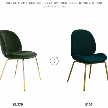 Daily Find | Rouse Home Beetle Fully Upholstered Dining Chair
