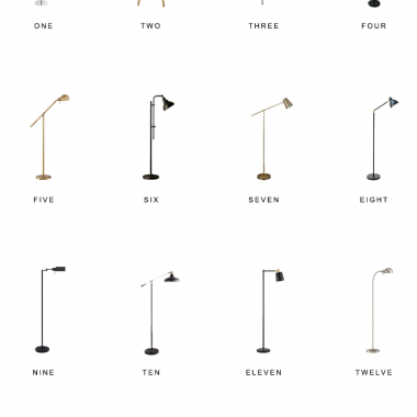 Home Trends | Floor Lamps Under $50