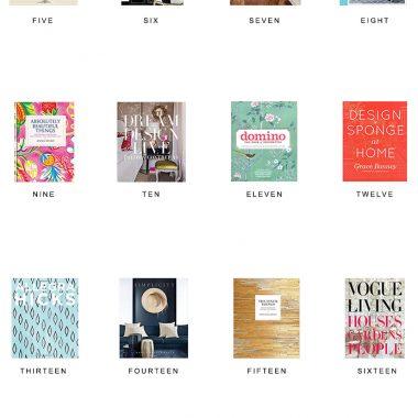 Home Trends | Design Books