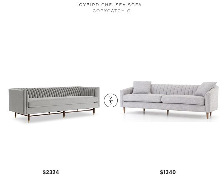 Enjoyable Daily Find Joybird Chelsea Apartment Sofa Copycatchic Bralicious Painted Fabric Chair Ideas Braliciousco
