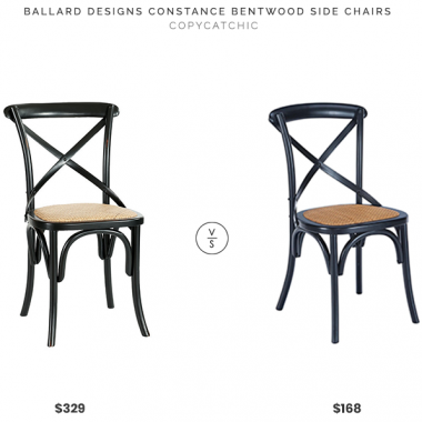 Daily Find | Ballard Designs Constance Bentwood Side Chairs
