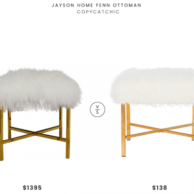 Daily Find | Jayson Home Fenn Ottoman