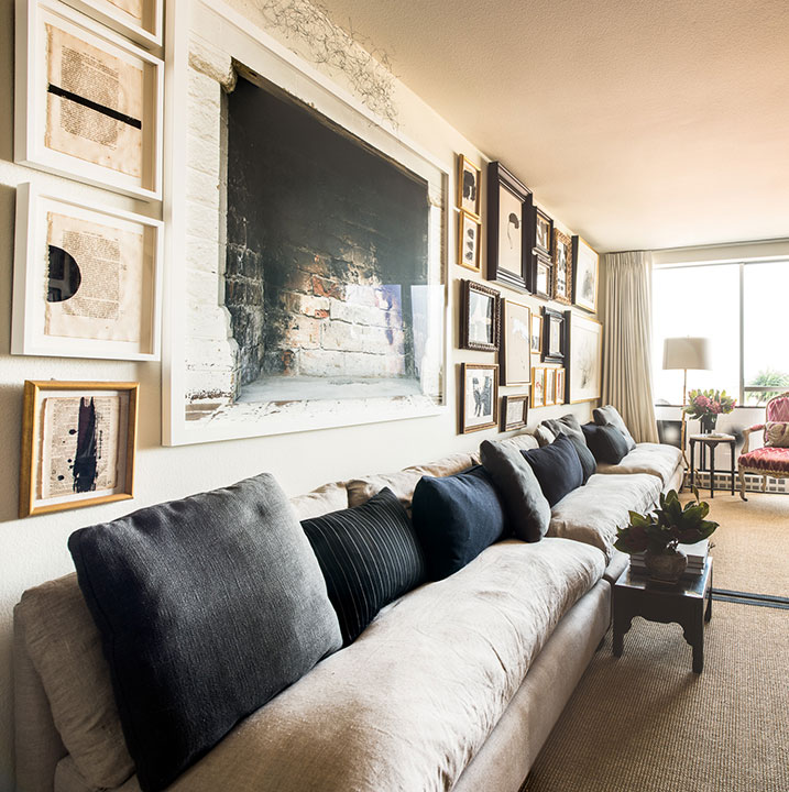 Sf Apartments For Sale: One Kings Lane Maddox Armless Sofa - Copycatchic