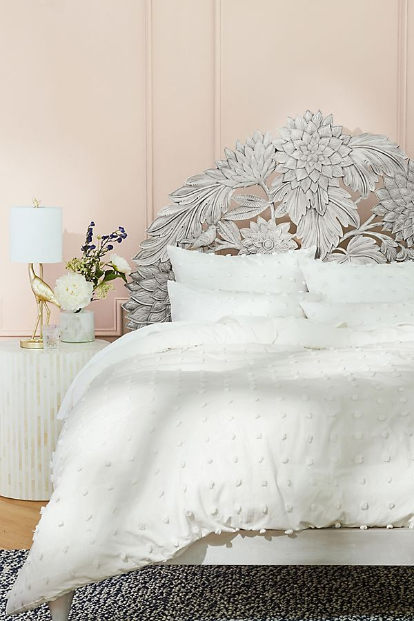 Daily Find Anthropologie Tufted Makers Twin Quilt And Shams Copycatchic