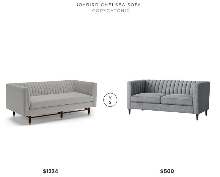 Target Calais Sofa| $500
