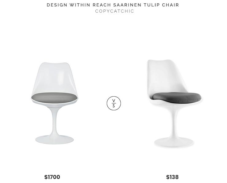 Admirable Daily Find Design Within Reach Saarinen Tulip Chair Machost Co Dining Chair Design Ideas Machostcouk
