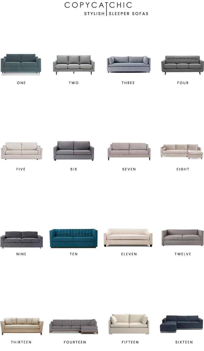 sleeper sofa look for less, copycatchic luxe living for less, budget home decor and design, daily finds, home trends, sales, budget travel and room redos