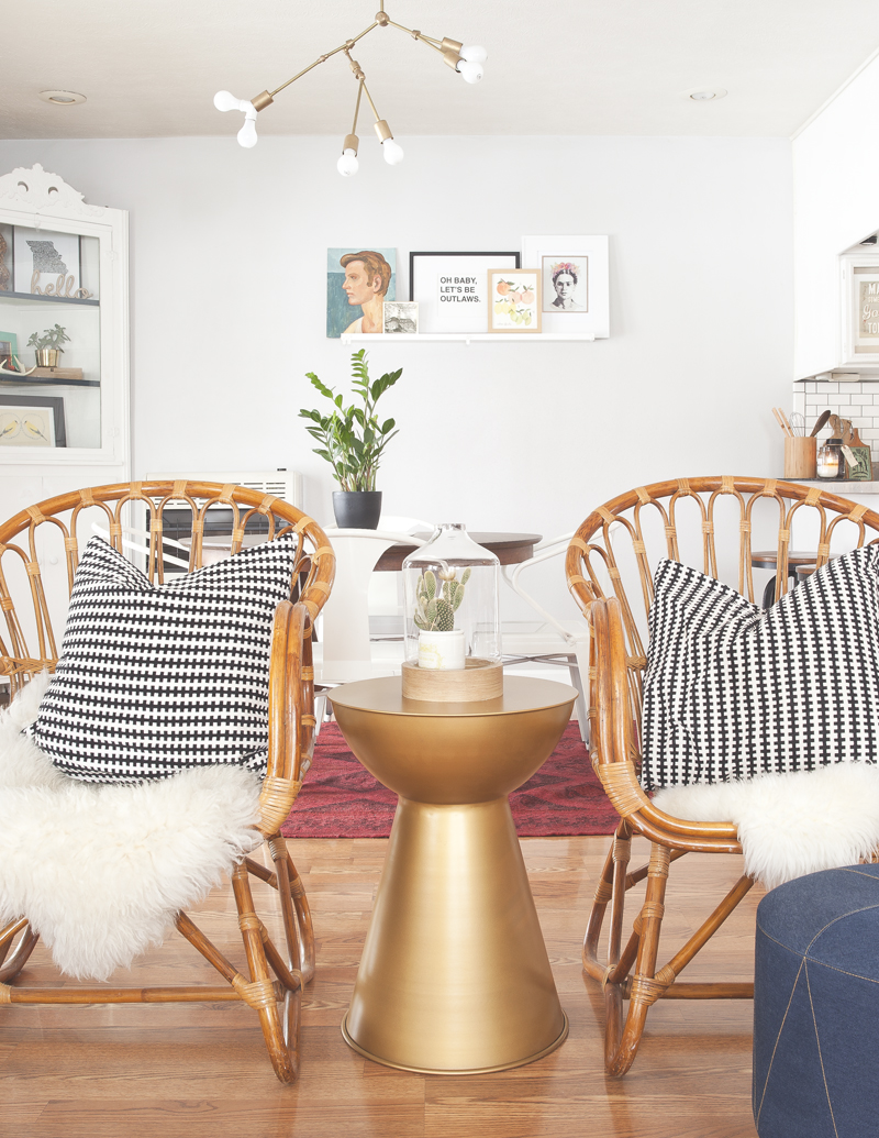 Lulu & Georgia Jestine Chair Natural Rattan $455 vs. World Market Natural Rattan Rachelle Chair Set of 2 $319, rattan chair look for less, copycatchic luxe living for less, budget home decor and design, daily finds, home trends, sales, budget travel and room redos