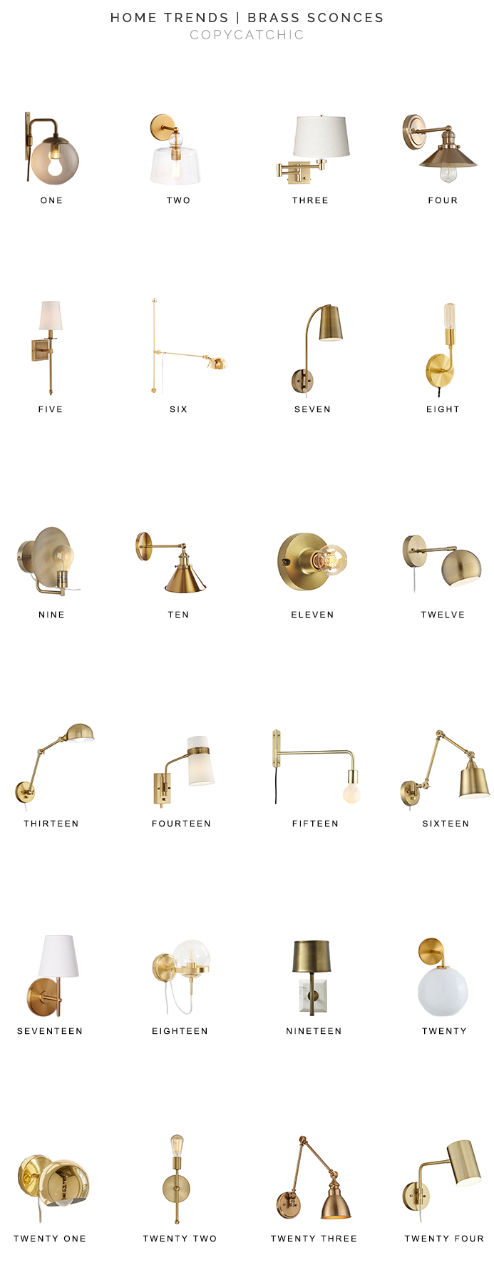 brass sconces look for less, gold sconces, brass wall lamps, gold wall lamps, copycatchic luxe living for less, budget home decor and design, daily finds, home trends, sales, budget travel and room redos