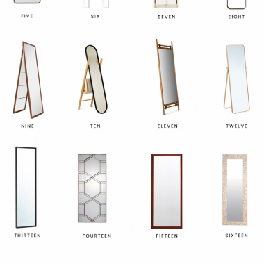 Home Trends | Full Length Mirrors