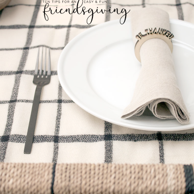 Ten easy tips for a successful, simple, seasonal Friendsgiving dinner with World Market and copycatchic. Simple, clean and easy Thanksgiving decor and entertaining set up for a modern Friendsgiving table using things you already own added with festive, seasonal touches. copycatchic luxe living for less budget home decor, easy entertaining, budget travel, home trends and design daily finds and room redos