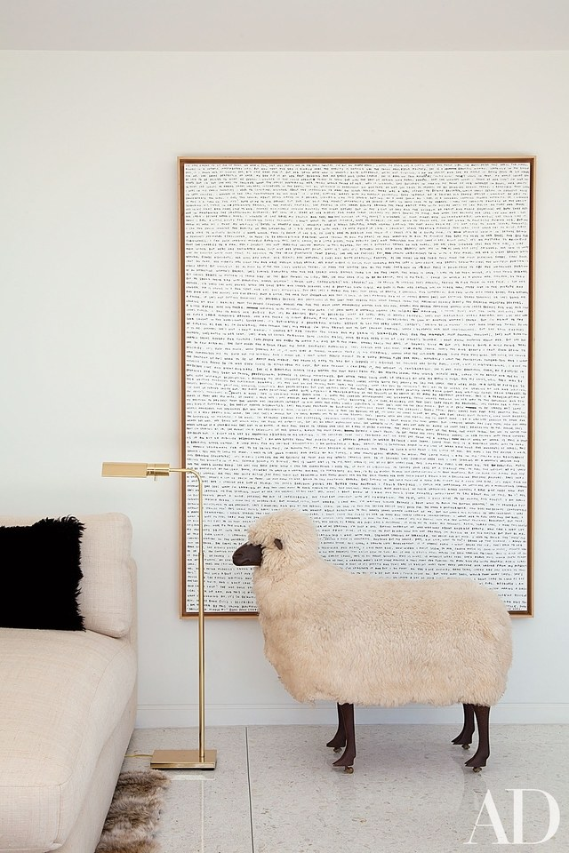 1st Dibs Lalanne Style Sheep Sculpture Ottoman $2,800 vs. Etsy Life-size Real Sheep Fleece Bench Footrest $850, sheep ottoman look for less, copycatchic luxe living for less, budget home decor and design, daily finds, home trends, sales, budget travel and room redos