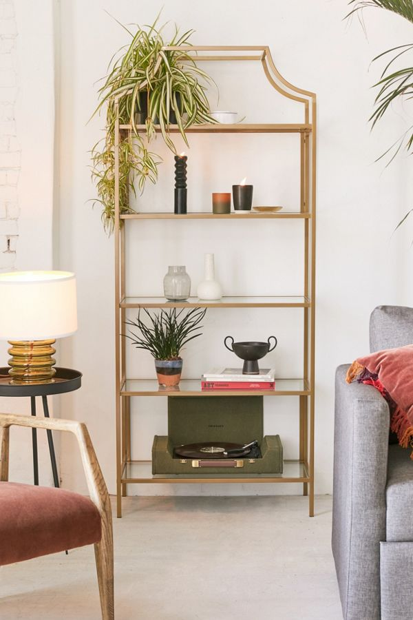 Daily Find Ballard Designs Silvia Wide Etagere Copycatchic