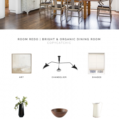 minimalist modern dining room look for less, copycatchic luxe living for less, budget home decor and design, daily finds, home trends, sales, budget travel and room redos